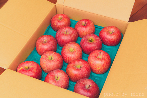 ナッツ君とリンゴ3.jpg