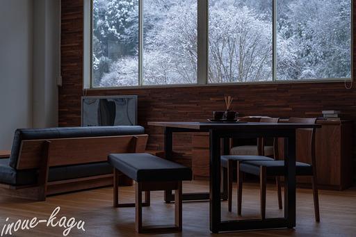 マスターウォールと雪景色1.jpg